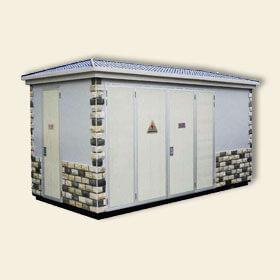 kiosk compact substation